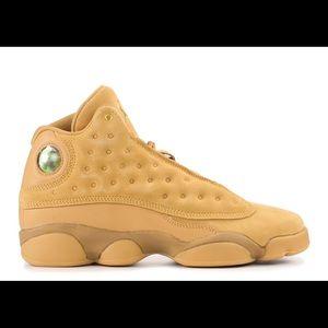 """52c96b71954593 Jordan · Air Jordan 13 Retro """"Wheat"""" Grade School 6.5"""